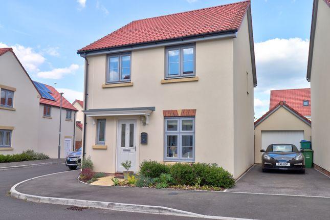 Thumbnail Detached house for sale in Brookside Drive, Farmborough, Bath