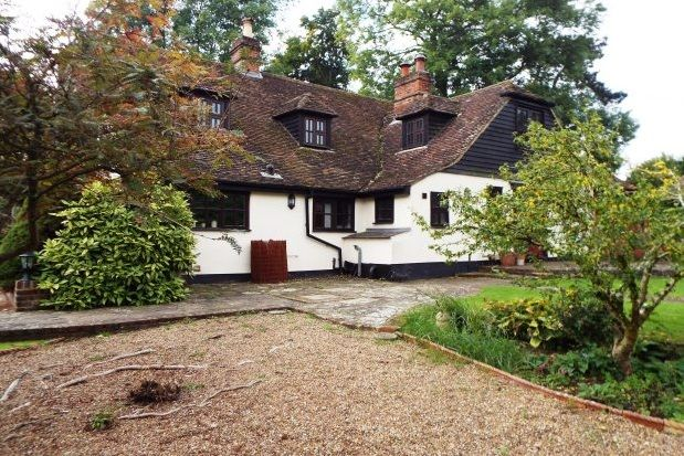 Thumbnail Detached house to rent in Honey Lane, Otham, Maidstone