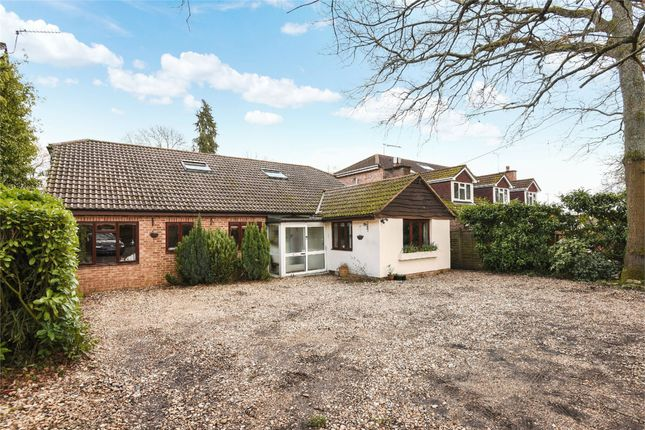 Thumbnail Detached house for sale in Hursley Road, Chandler's Ford, Hampshire