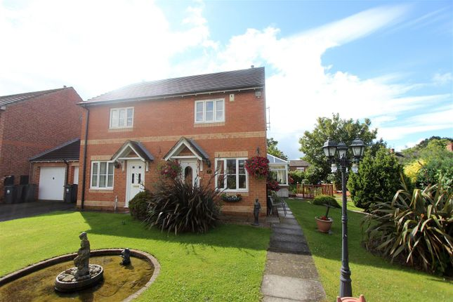 2 bed semi-detached house for sale in Brawton Grove, Darlington
