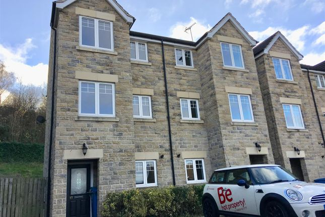 Thumbnail Semi-detached house to rent in Quarry Bank, Berry Hill, Mansfield, Nottinghamshire