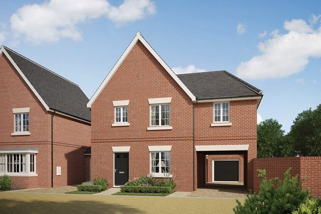 Thumbnail Detached house for sale in Colchester Road, Halstead Essex