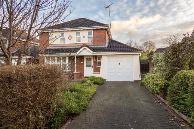 Thumbnail Detached house for sale in Owens Farm Drive, Offerton, Stockport, Cheshire