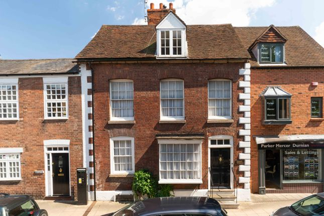 Thumbnail Town house for sale in Brook Street, Warwick
