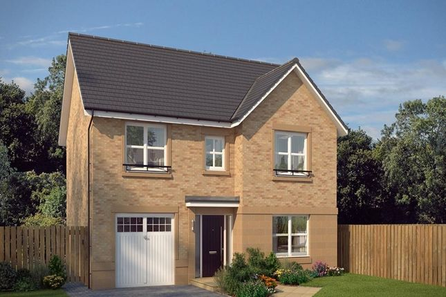 Thumbnail Detached house for sale in Cochrina Place, Rosewell