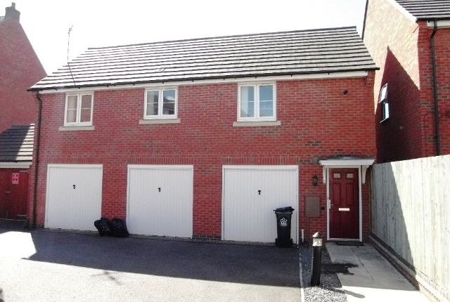 Thumbnail Property to rent in Sandhills Avenue, Hamilton, Leicester