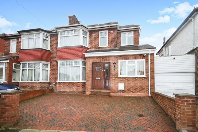 Thumbnail Semi-detached house for sale in Orchard Gate, Wembley
