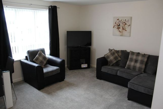 Thumbnail Flat to rent in Malvern Road, North Shields