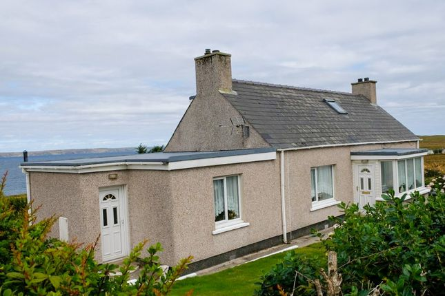 Thumbnail Detached house for sale in 16 Portnaguran, Point, Isle Of Lewis