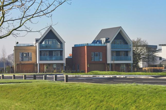 Thumbnail Town house for sale in The Maxima, Beaulieu Chase, Centenary Way, Off White Hart Lane, Chelmsford, Essex