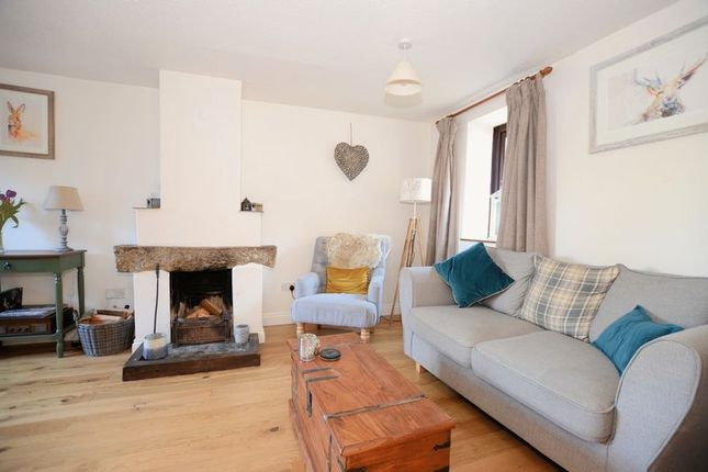 Thumbnail 2 bed property for sale in Chillaton, Lifton