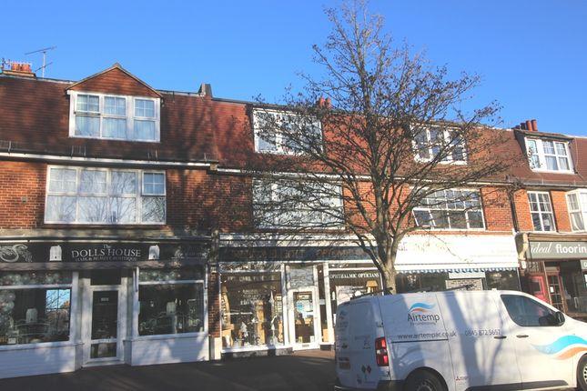 Thumbnail Maisonette for sale in Albert Parade, Green Street, Old Town, Eastbourne