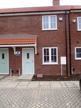 Thumbnail Terraced house to rent in Gervase Holles Way, Grimsby
