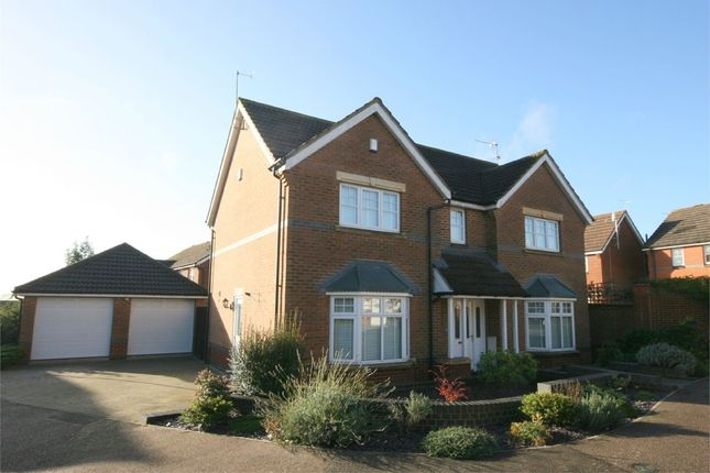 Detached house for sale in Cory Gardens, Harpole, Northampton