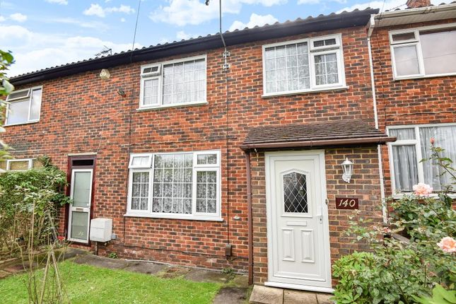Thumbnail Terraced house to rent in Long Readings Lane, Slough