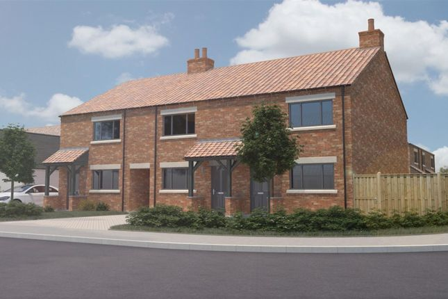 2 bed town house for sale in Breck View, Mattersey Thorpe, Doncaster DN10
