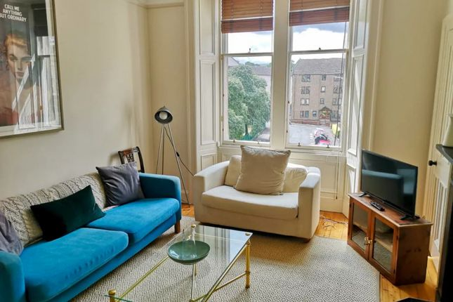 Thumbnail Flat to rent in Murieston Crescent, Edinburgh, UK, Edinburgh
