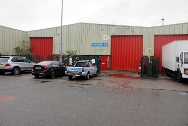 Thumbnail Light industrial for sale in Marshbrook Close, Coventry