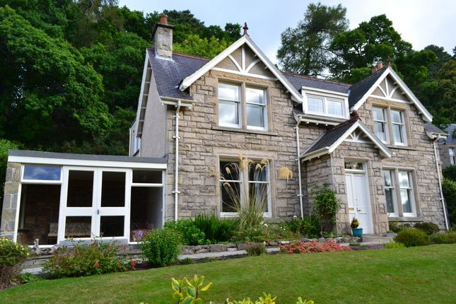 Thumbnail Detached house for sale in Craigmhor, 67 St Leonards Road, Forres