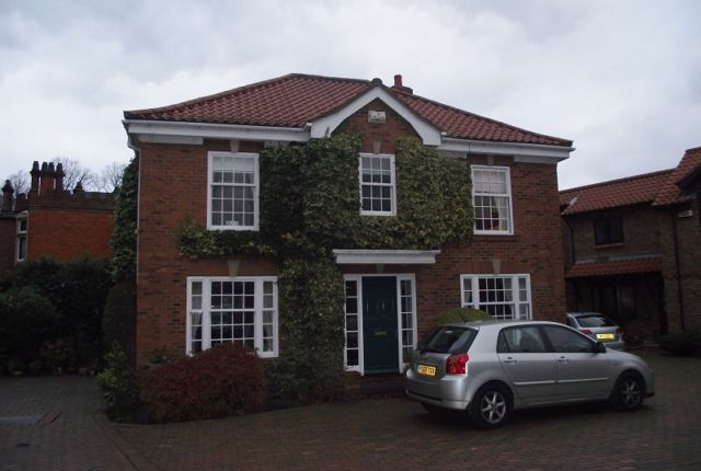 Thumbnail Detached house to rent in Alfred Terrace Mews, Grimsby