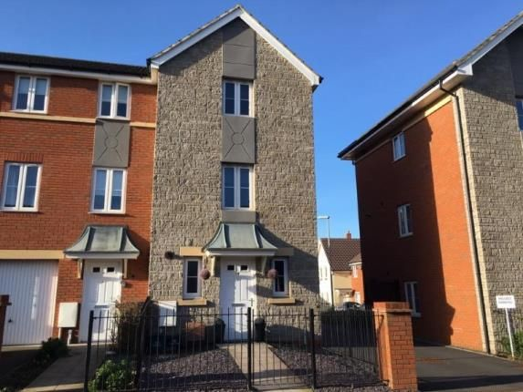 3 bed end terrace house for sale in Latimer Close, Bristol, Somerset