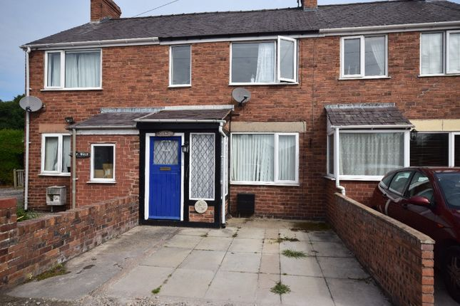 Thumbnail Terraced house to rent in Pugh Yard, Caergwrle