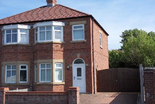 Thumbnail Semi-detached house to rent in Munster Avenue, Blackpool