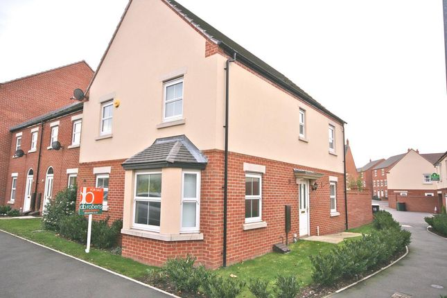 Thumbnail Detached house to rent in Castle Lane, Hadley, Telford