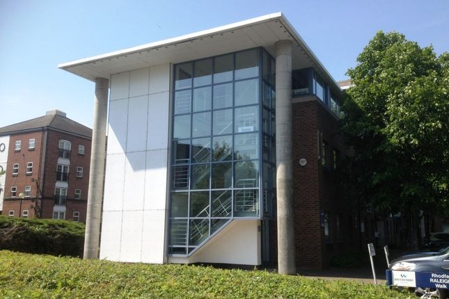 Thumbnail Office to let in Suite 1, Raleigh Walk, Waterfront 2000, Cardiff