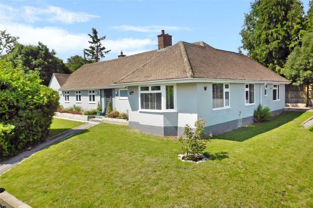 Thumbnail Bungalow for sale in Lydalls Road, Didcot