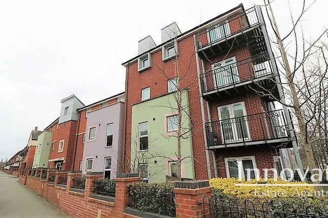 Thumbnail Flat for sale in Barleycorn Drive, Edgbaston, Birmingham