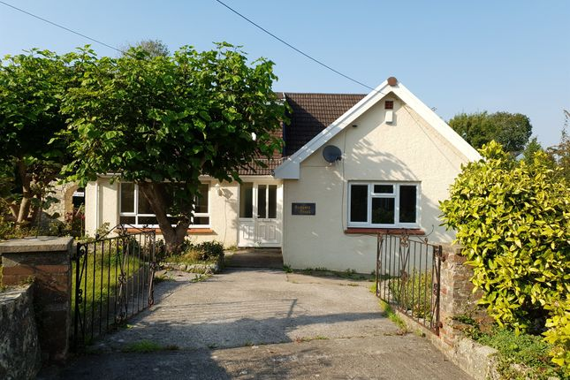 Thumbnail Detached bungalow for sale in St Johns Hill, St. Athan, Barry