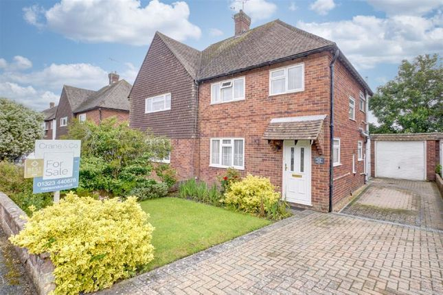 3 bed semi-detached house for sale in Lansdowne Way, Hailsham BN27
