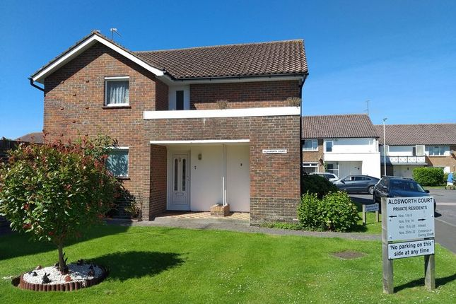 Thumbnail 2 bed flat for sale in Aldsworth Court, Aldsworth Avenue, Goring-By-Sea, Worthing