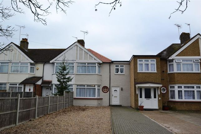 Thumbnail End terrace house for sale in Uxbridge Road, Feltham