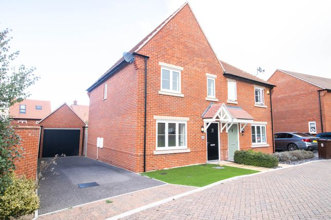 Thumbnail Shared accommodation to rent in Brett Linley Gardens, Didcot