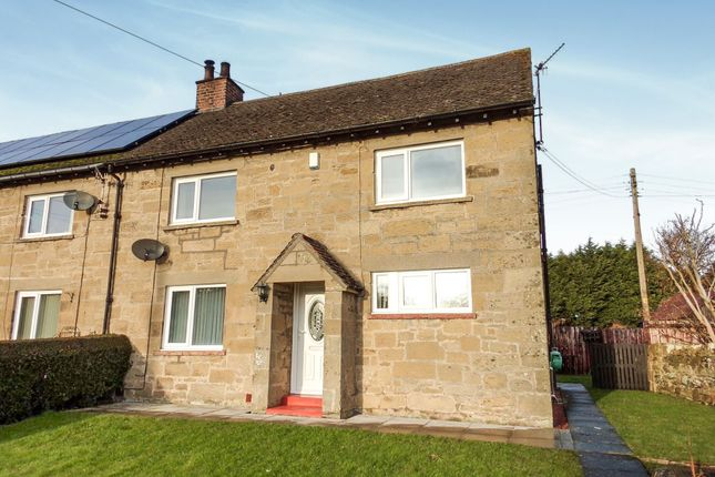 Thumbnail Terraced house to rent in Netherton, Morpeth