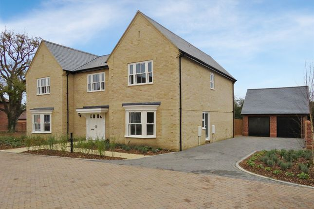 Thumbnail Detached house for sale in Grangewood Avenue, High Street, Kelvedon