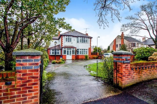 Thumbnail Detached house for sale in Grange Park, Maghull, Merseyside, England