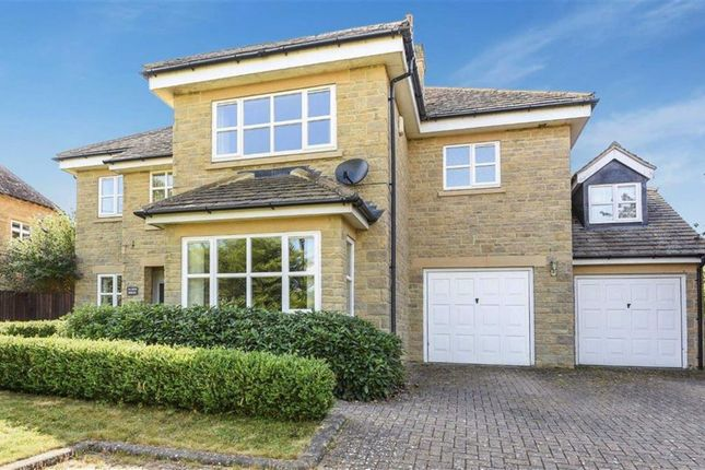 Thumbnail Detached house for sale in Latton, Swindon