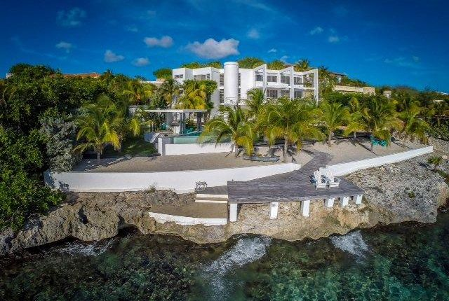 Thumbnail Detached house for sale in Bonaire, Bonaire - Luxury Sea Front Villa, Netherlands Antilles
