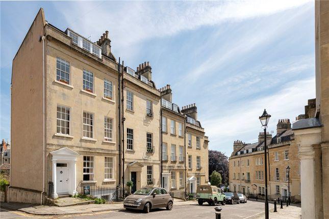 Thumbnail Terraced house for sale in Park Street, Bath