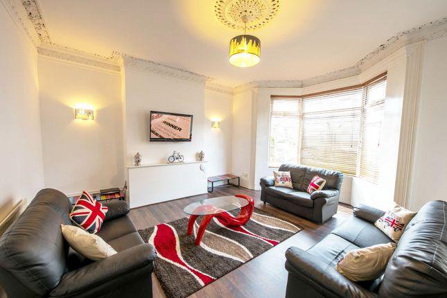 Thumbnail Shared accommodation to rent in Elmwood Street, Sunderland