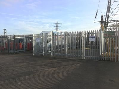 Thumbnail Land to let in Storage Compound, Quantum House, Leek Road, Stoke On Trent, Staffordshire