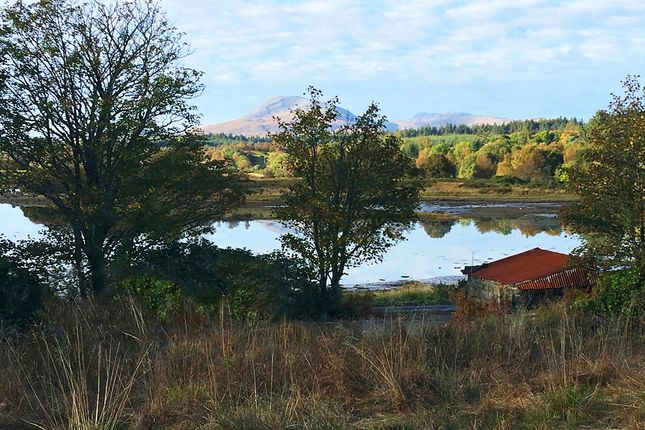 Thumbnail Land for sale in Lochdon, Isle Of Mull