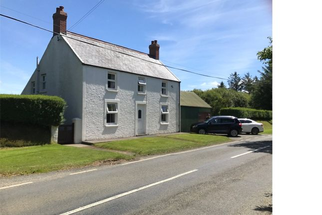 Thumbnail Detached house for sale in Maesgwyn, Hayscastle, Haverfordwest, Pembrokeshire