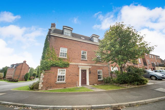Thumbnail Detached house for sale in Fleming Walk, Church Village, Pontypridd