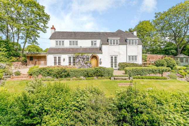 Thumbnail Detached house for sale in Cross In Hand Lane, Lichfield