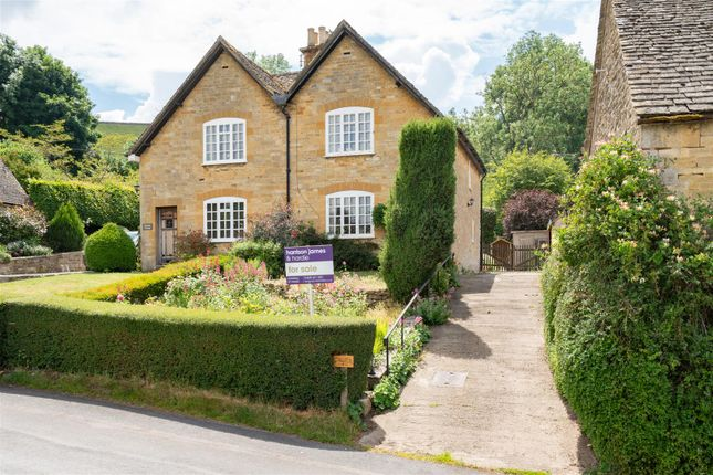 Thumbnail Semi-detached house for sale in Snowshill, Broadway, Worcestershire