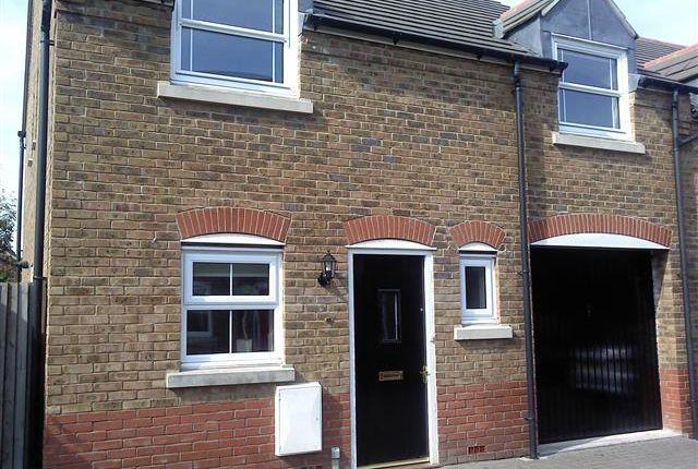 Thumbnail Flat to rent in Portman Mews, Aylesbury